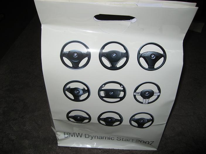 2007年BMW福袋