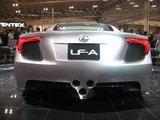 LEXUS 「LF-A」 リア