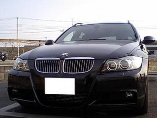 BMW Mスポ ハーマンリップ取り外し後
