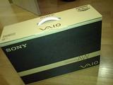 SONY VAIO TYPE A ビデオエディション 箱