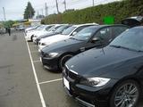 BMW 体験走行組