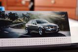 BMW 2009 卓上カレンダー CANON EF28mm F1.8 USM (絞りf/2.5 露出1/40 ISO320)