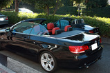 BMW E93 335iカブリオレ EF28mm F1.8 USM