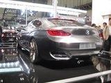 BMWコンセプトCS リア