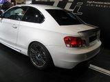 「BMWコンセプト1シリーズ Tii」リア