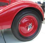 BMW 328ロードスター ホイール