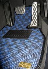 KARO カロマット装着後 運転席