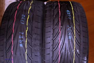 トーヨータイヤ プロクセスT1R Neo Vシェイプパターン