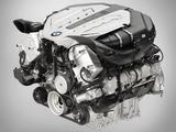 BMW E71 X6 4.4リッターV8ターボ