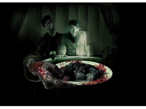 恐怖の晩餐会