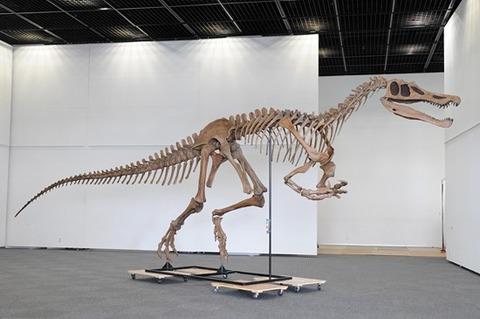 丸の内恐竜