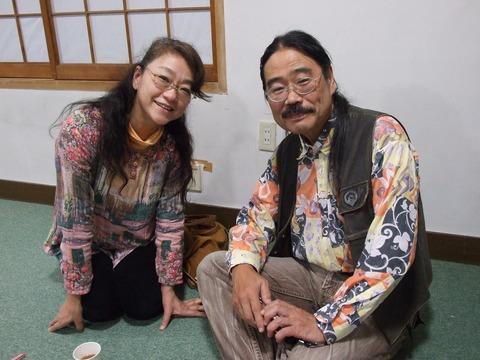 長野たかし夫妻