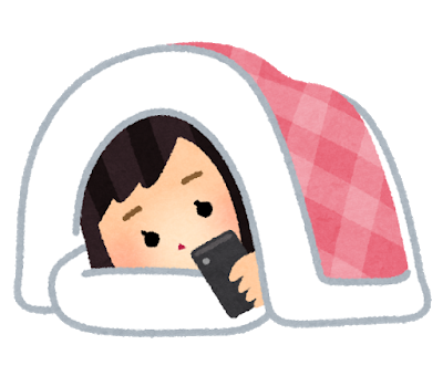 sleep_futon_smartphone_woman