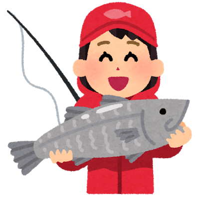 fishing_fish_woman