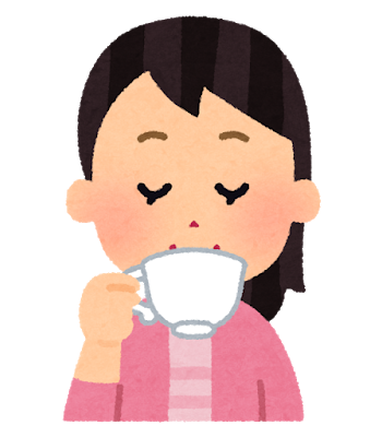 drink_tea_woman