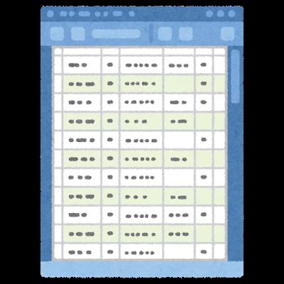 computer_document_spreadsheet