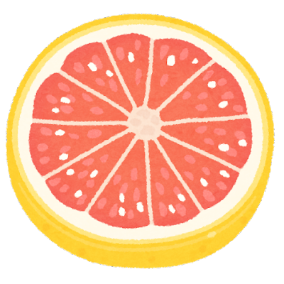 fruit_slice_grapefruit_pink