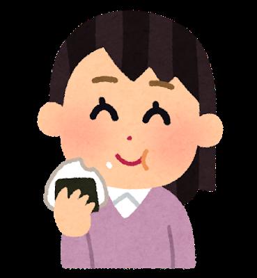 onigiri_taberu_woman