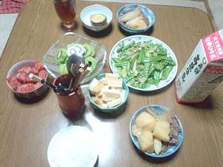0613夕食