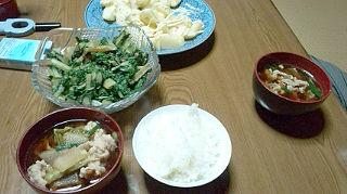 0701夕食