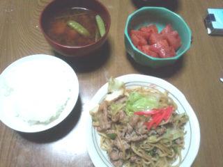0602夕食