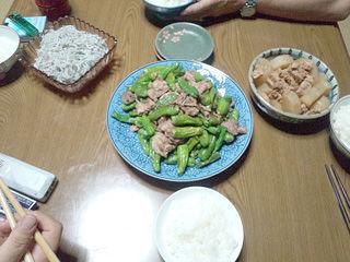 0805夕食
