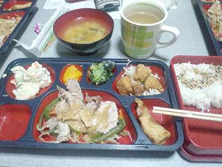 0803昼食