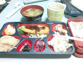 1207昼食