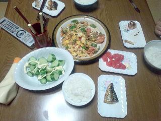 0808夕食