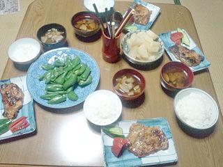 0803夕食