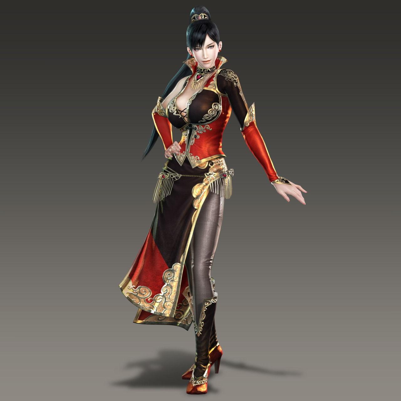 Warriors Orochi 3 Lian Shi: ゲームの画像まとめブログ : 真・三國無双シリーズより練師の画像