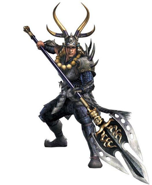 Warriors Orochi Ares 4: ゲームの画像まとめブログ : 戦国無双と戦国BASARAの武将の比較画像