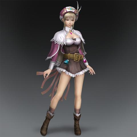 王元姫ロロナ