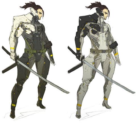 ゲームの画像まとめブログ メタルギア ライジング リベンジェンスの画像