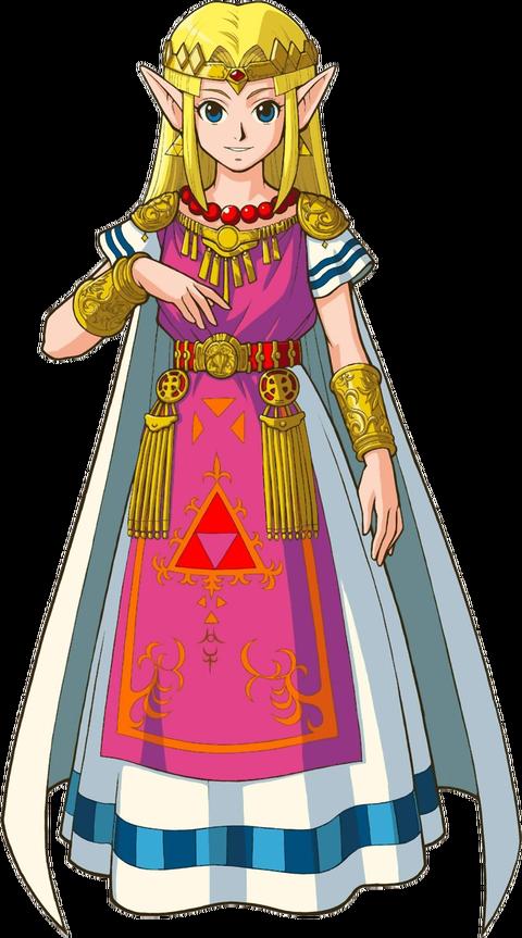 ゼルダ (ゲームキャラクター)の画像 p1_21
