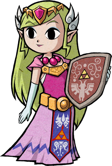 ゼルダ (ゲームキャラクター)の画像 p1_37
