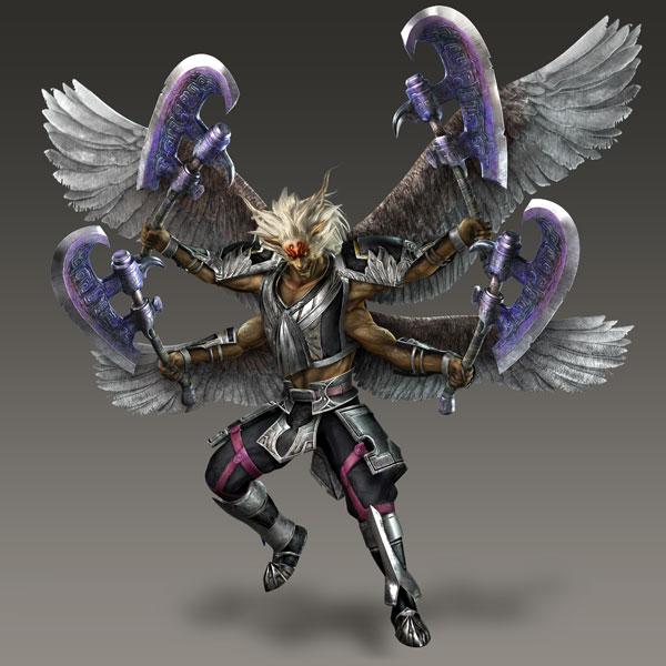 ゲームの画像まとめブログ : 無双orochi2の新キャラクターの画像