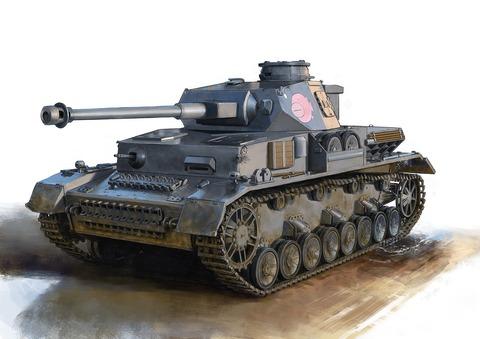 IV号戦車-01