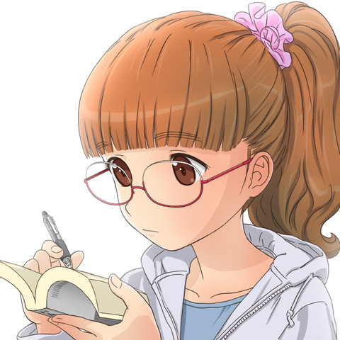 武部沙織眼鏡-24