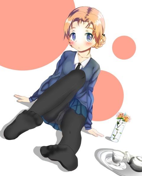 オレンジペコ制服-13