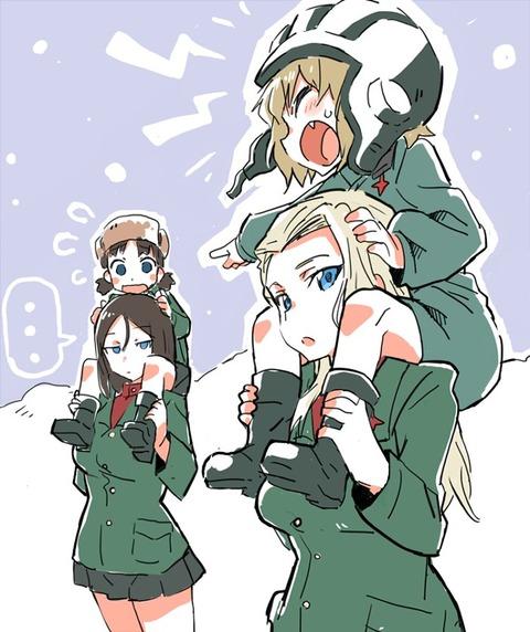 プラウダと雪-26