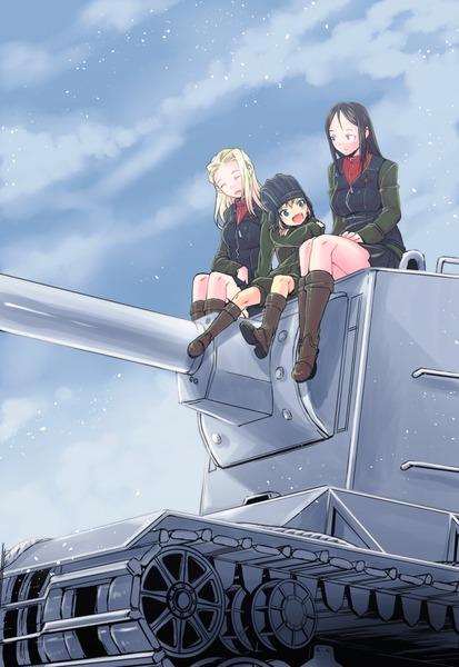 プラウダと雪-36