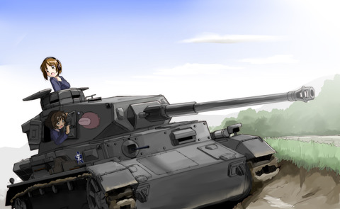 IV号戦車-02