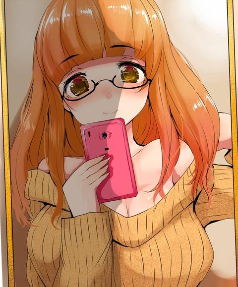 武部沙織眼鏡-16