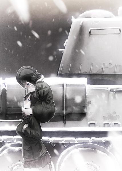 プラウダと雪-25