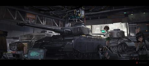 IV号戦車-17