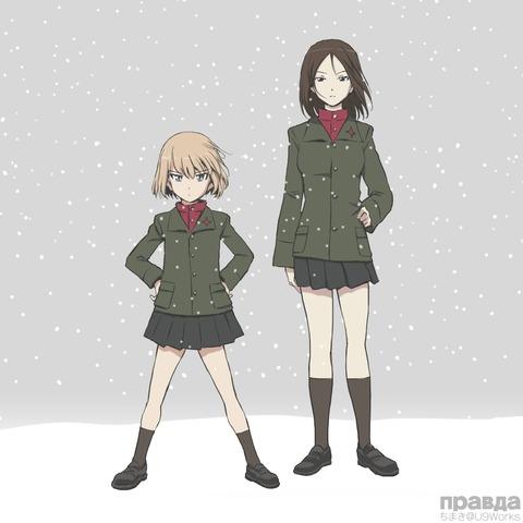 プラウダと雪-39
