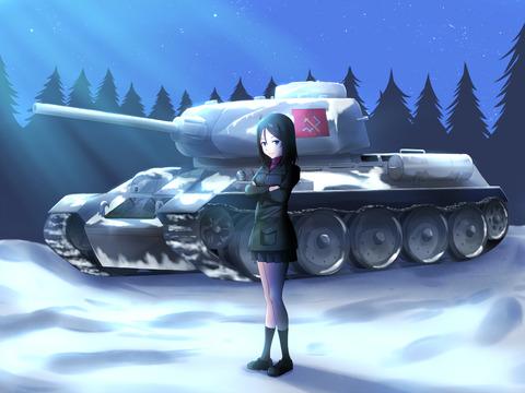 プラウダと雪-31
