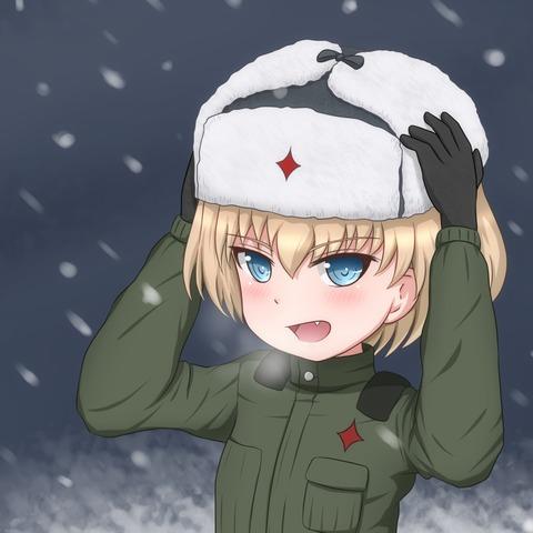 プラウダと雪-14