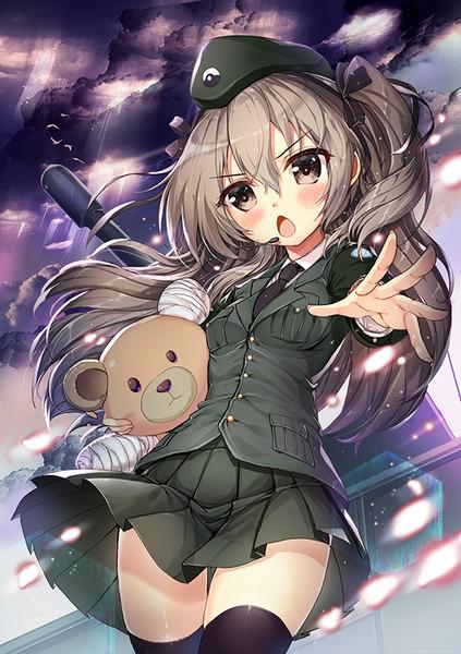島田愛里寿パンツァージャケット-10
